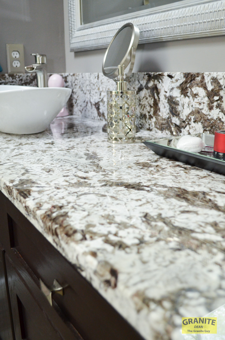 Custom Granite Remodel Kansas City