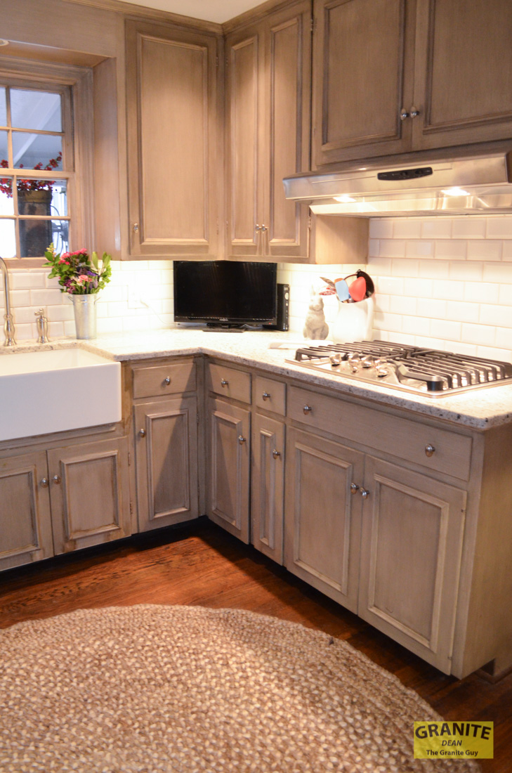 Custom Granite Kitchen - Overland Park