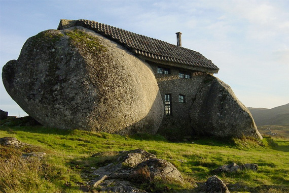 The Ugly Stone Home