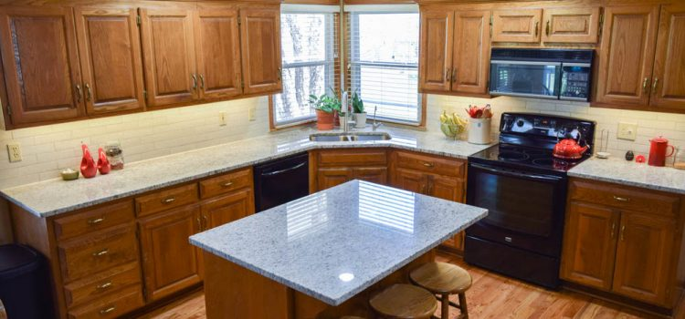 Frohardt – Granite Kitchen