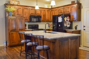 Granite Kitchen Counter Tops - Olathe, Kansas