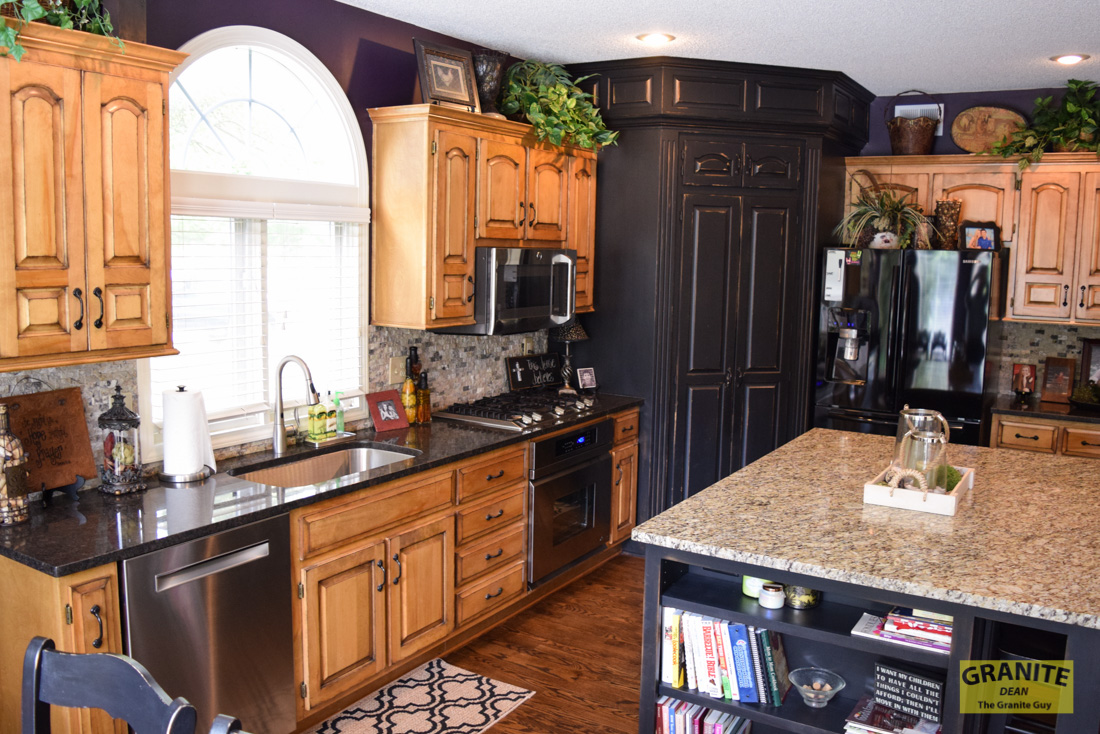 Kitchen Update for Terry in Overland Park